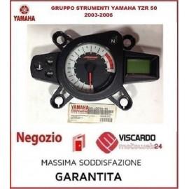 Strumetazione completa contachilometro Yamaha TZR 50 anno 2003/06 codice 5WXH350A0200