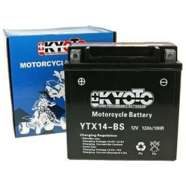 Batteria moto e scooter YAMAHA YTX14-BS GTX14-BS FTX14-BS