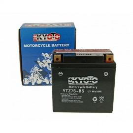 Batteria moto GTZ7S-BS - YTZ7S-BS per HONDA YAMAHA