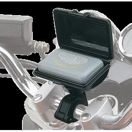 Custodia Telepass + Kit Universale Per il Fissaggio Su Manubri Tubolari Givi codice S601