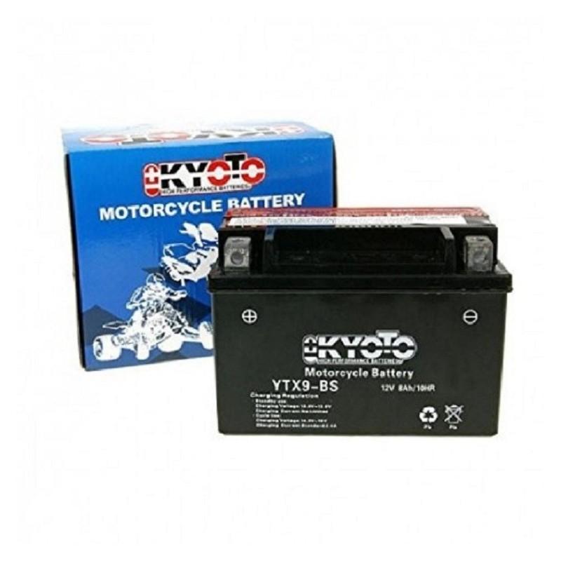 Batteria Moto e Scooter APRILIA GTX9-BS - YTX9-BS - FTX9-BS