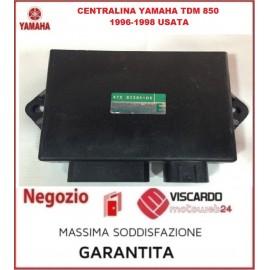 Centralina Yamaha TDM 850 codice 4TX823050000