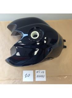 Serbatoio benzina colore nero Yamaha MT03 cod-5YKWF41040P0-2BFWF410110P0