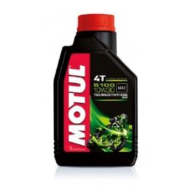 1 litro di olio motore Motul 5100 10W30 TECHNOSYNTHESE NEW