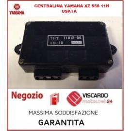 Centralina elettronica usata CDI Yamaha XZ 550 codice 11H823051000