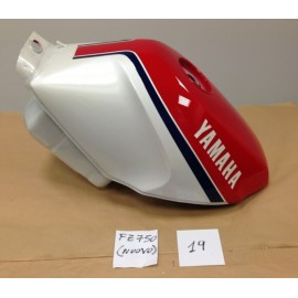 Serbatoio benzina nuovo Yamaha FZ 750 cod.1FM241100009-1FM241100007