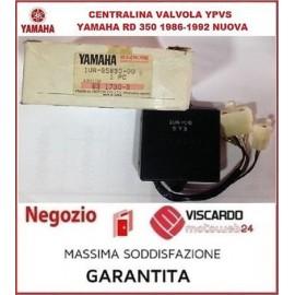 Centralina controllo valvola YPVS Yamaha RD 350 1986-1992 codice 1UA858300000