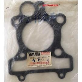 GUARNIZIONE TESTA ORIGINALE YAMAHA XV 500 CODICE 22U111810000