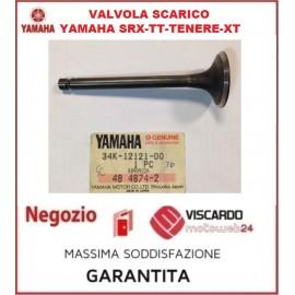 Valvola scarico punterie Yamaha SRX-TT-XT-Tenere codice 34K121210000