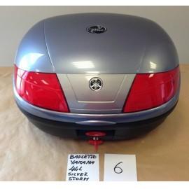 Bauletto originale Yamaha 44 Lt Grigio scuro 44 lt codice 44LW0754