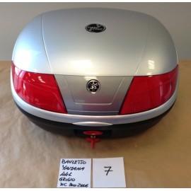 Bauletto originale Yamaha 44 lt colore grigio fis 44LW07542100